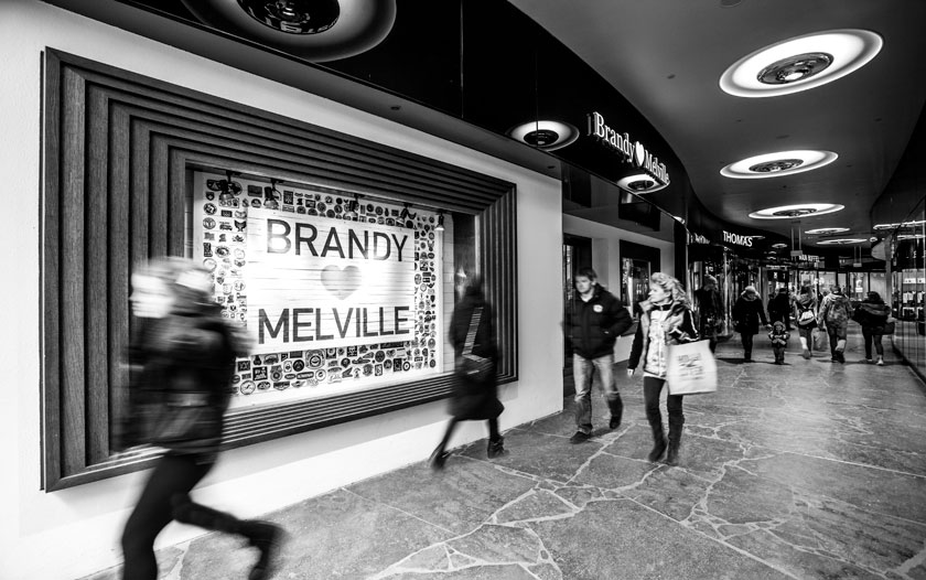 Expansion Brandy & Melville